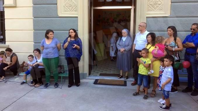 Grande festa all'asilo di Mussotto. Ecco le foto più belle 11