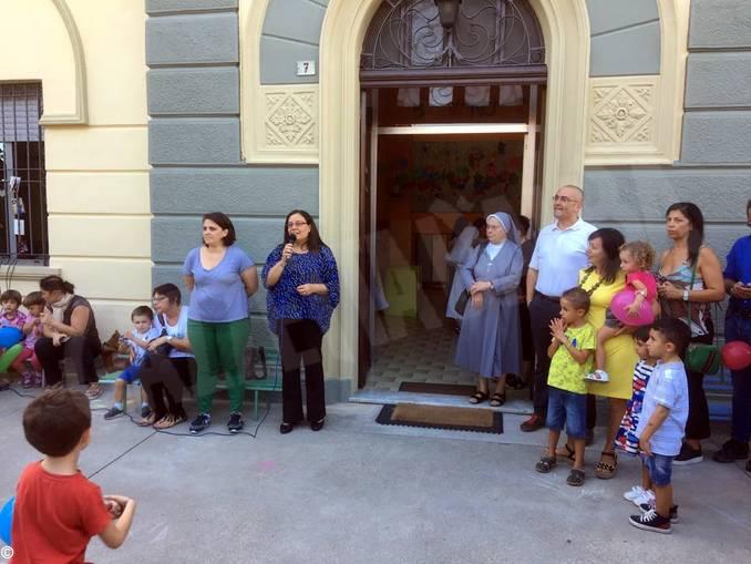 Asilo Mussotto inaugurazione locali (2)