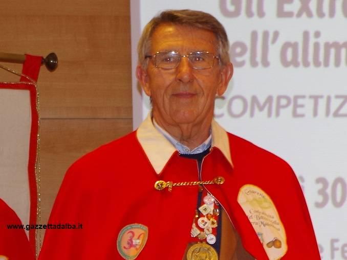 Roero in lutto per la scomparsa di Emilio Cravanzola