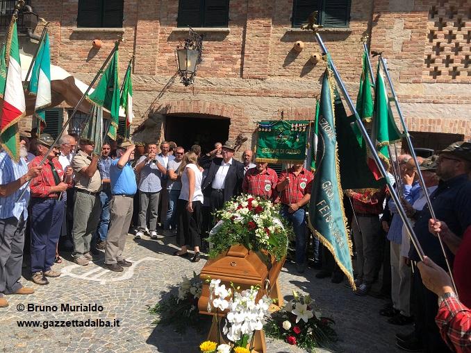 Funerale di Beppe Rinaldi