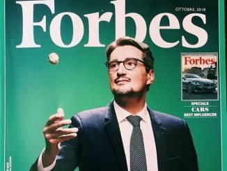 Per Forbes è Giovanni Ferrero il simbolo dell'Italia che funziona