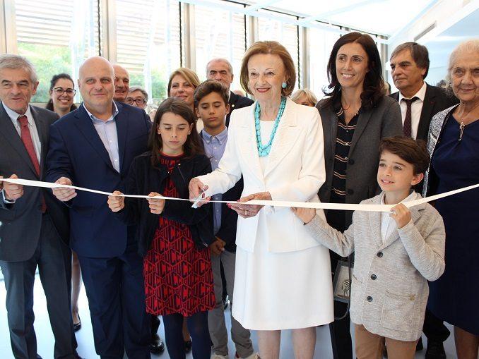 """Alba: inaugurata la """"Scuola dell'Infanzia Fondazione Piera, Pietro e Giovanni Ferrero"""""""