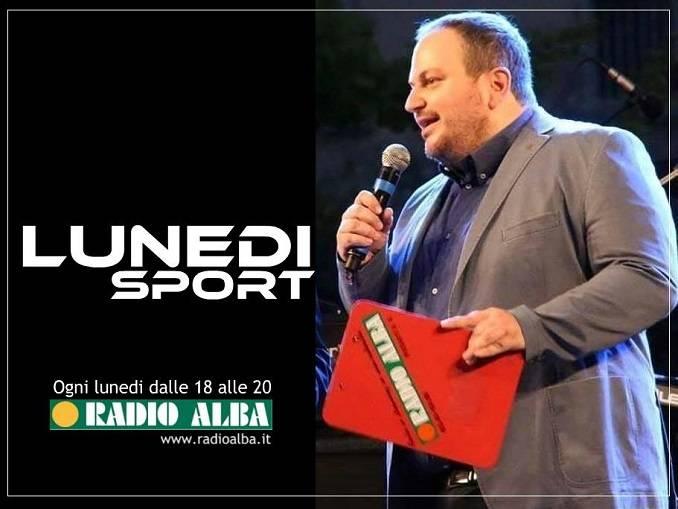"""Su Radio Alba arriva """"Lunedì sport"""" dalle 18 alle 20 con Marcello Pasquero"""