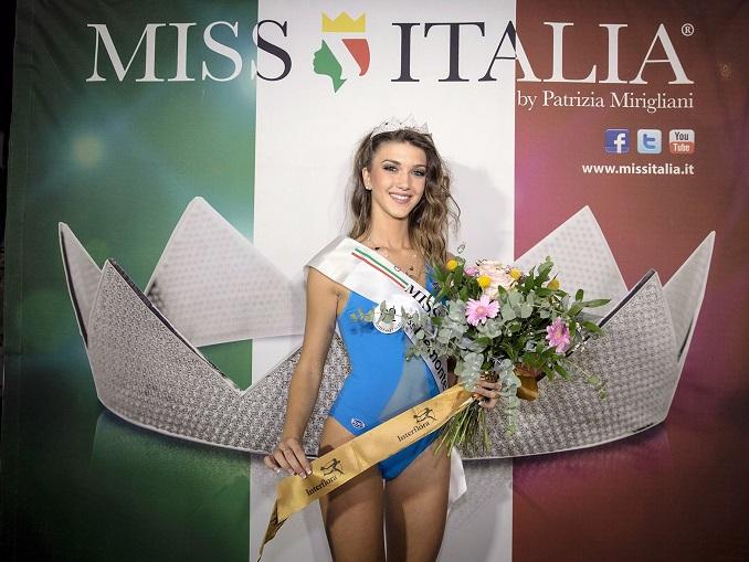 Michela Coraglia MISS PIEMONTE