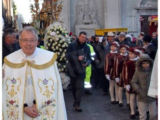 Monsignor Avataneo nuovo rettore del santuario della Madonna dei fiori