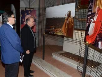 Inaugurata la mostra su San Giovanni Paolo II