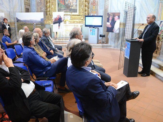 Inaugurata la mostra su San Giovanni Paolo II 1