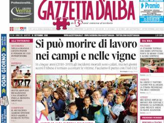 La copertina di Gazzetta in edicola martedì 11 settembre