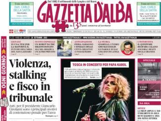 La copertina di Gazzetta in edicola martedì 18 settembre