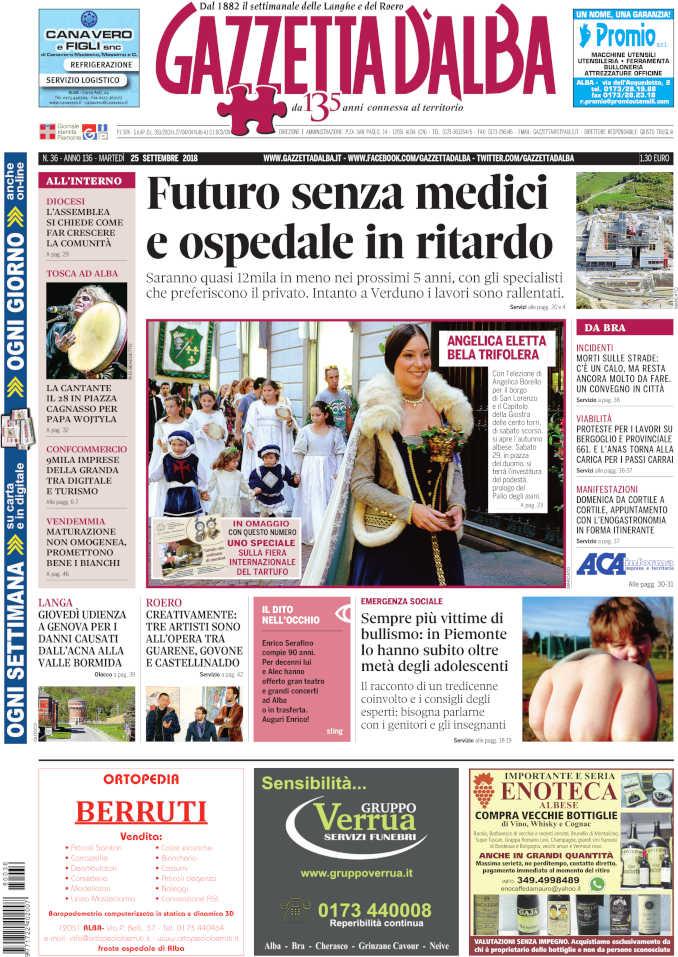 Prima_pagina_Gazzetta_dAlba_n_36_2018