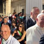 Le città del vino incontrano Papa Francesco