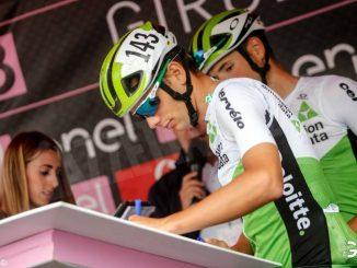 Venerdì Sobrero torna in gara ai Mondiali under 23