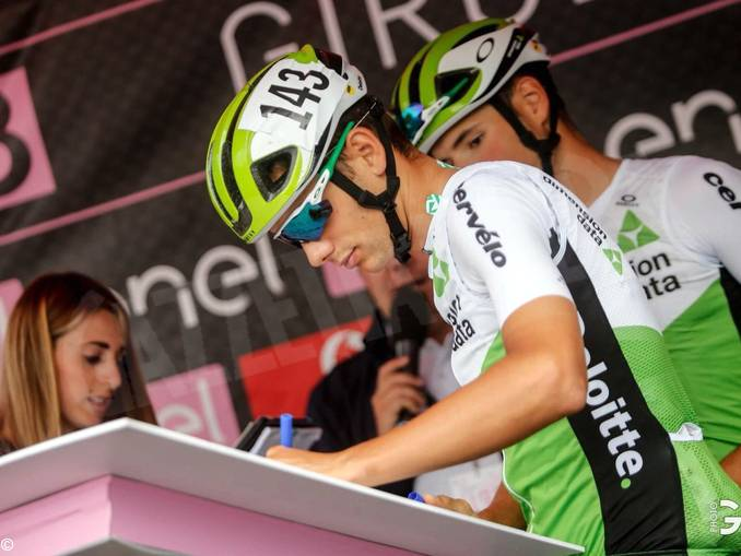 Sobrero Giro d'Italia 2