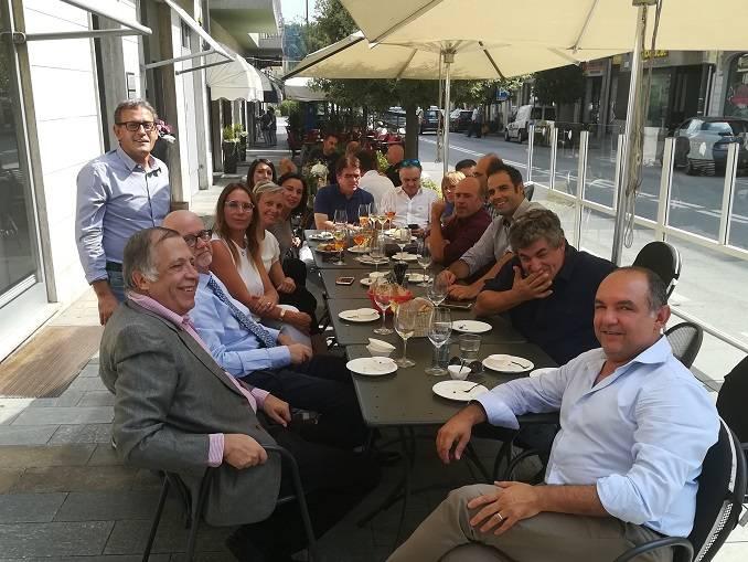 Alba: l'europarlamentare grillina Beghin ha incontrato gli imprenditori 1