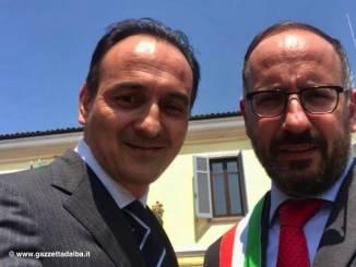 """Addio alle rivalità: oggi il sindaco di Asti riceverà il premio """"Amico di Alba"""""""