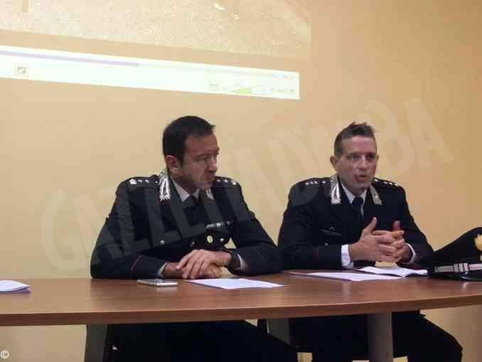 Furti e rapina in provincia di Cuneo: sei ordinanze di custodia cautelare