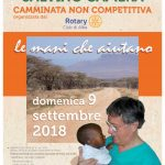 Il Rotary invita a Vergne per la camminata in ricordo di Salvino Camera