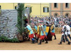 Doppia vittoria per Borgo Moretta. Ecco le foto di palio e sfilata 18