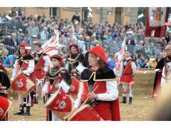Doppia vittoria per Borgo Moretta. Ecco le foto di palio e sfilata 38