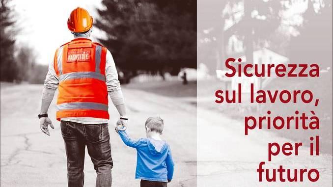 Giornata per le vittime degli incidenti sul lavoro, Anmil celebra a Verzuolo