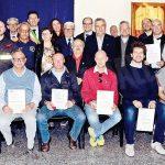 L'Avis di Cortemilia ha festeggiato i donatori benemeriti