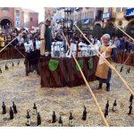 Festa, sapori e giochi medievali per il Baccanale del tartufo. Ecco le foto