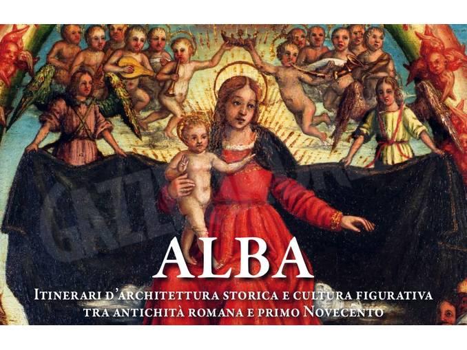 Copertina Alba Itinerari Architettura ritagliata