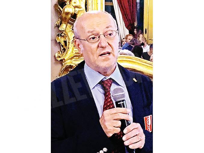 Direttore Onav Francesco Iacono