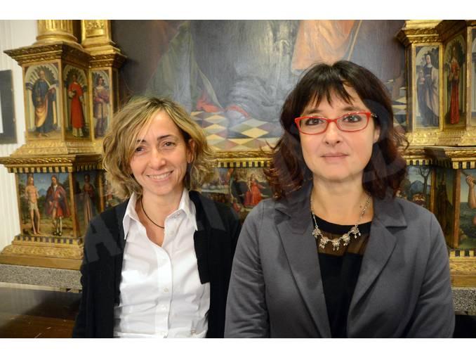 Gallarato Silvia a sx e Albanese Luisa 4