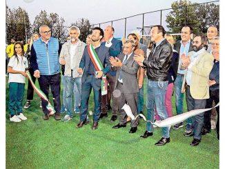 Gallo ora ha un campo da calcio più moderno