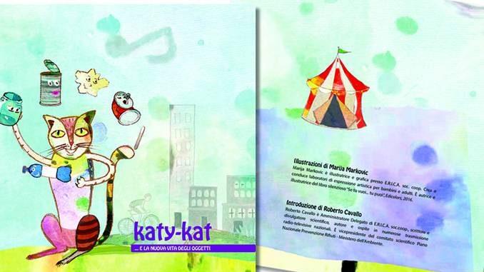 La Coopertativa Erica presenta Katy Kat, la gattina più sostenibile del mondo 1