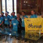 Accolto ad Alba il primo LanPo bike tour
