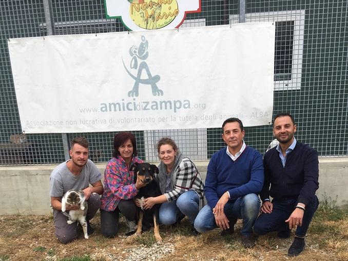 Nonno Mario Amici di Zampa