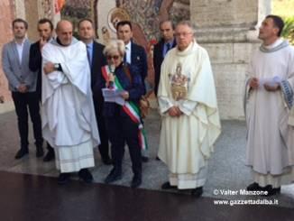 Bra accoglie il nuovo rettore del santuario della Madonna dei Fiori