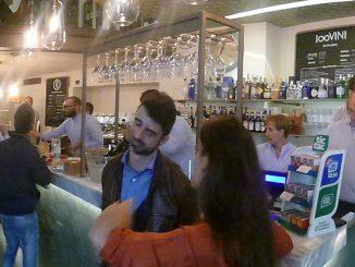 Fontanafredda inaugura 100 Vini-Caffè la Brasilera