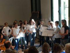 Gli studenti della Pertini alla maratona musicale di Alessandria 10