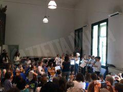 Gli studenti della Pertini alla maratona musicale di Alessandria 13