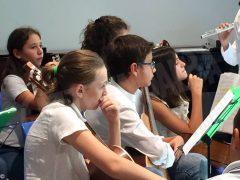 Gli studenti della Pertini alla maratona musicale di Alessandria 16
