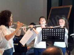 Gli studenti della Pertini alla maratona musicale di Alessandria 17