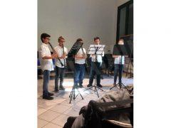 Gli studenti della Pertini alla maratona musicale di Alessandria 2