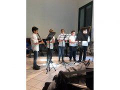 Gli studenti della Pertini alla maratona musicale di Alessandria 4