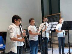 Gli studenti della Pertini alla maratona musicale di Alessandria 6