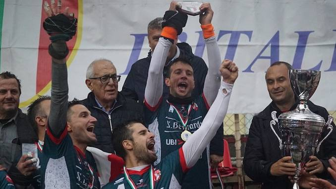 Pallapugno: Federico Raviola campione d'Italia