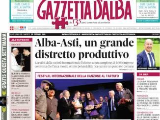 La copertina di Gazzetta in edicola martedì 30 ottobre