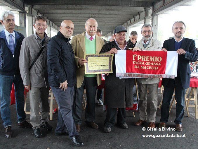 """Alba: premiati i vincitori della """"Grande rassegna di bovini piemontesi"""" 2"""