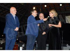 Un grande successo il concerto di Tosca per papa Wojtyla 11