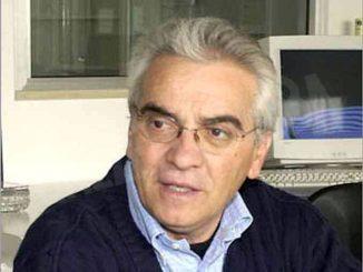 Vinicio Albanesi e la famiglia, conferenza alla Banca d'Alba