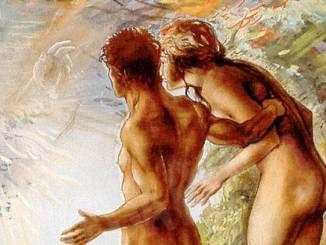 Lo sguardo d'amore che dà certezza di esistere