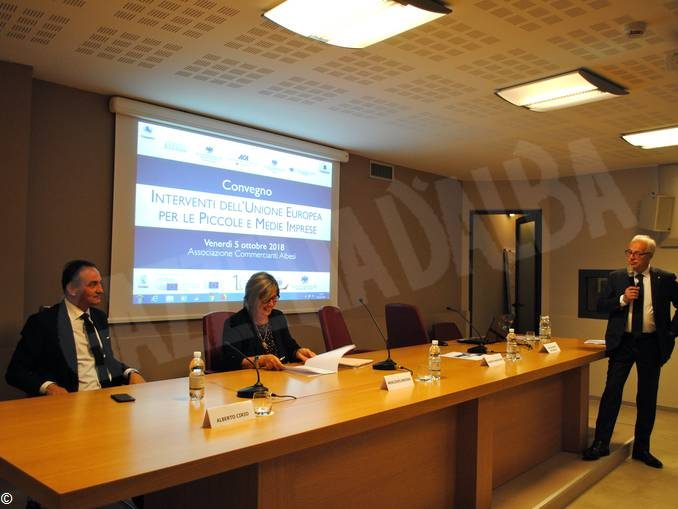 Confcommercio è una porta per accompagnare piccole e medie imprese in Europa 1