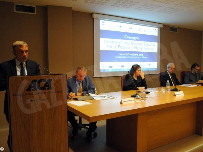 Confcommercio è una porta per accompagnare piccole e medie imprese in Europa 2